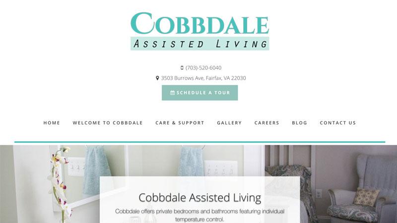 Cobbdale Desktop Screenshot