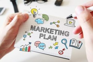 marketing plan that includes content marketing