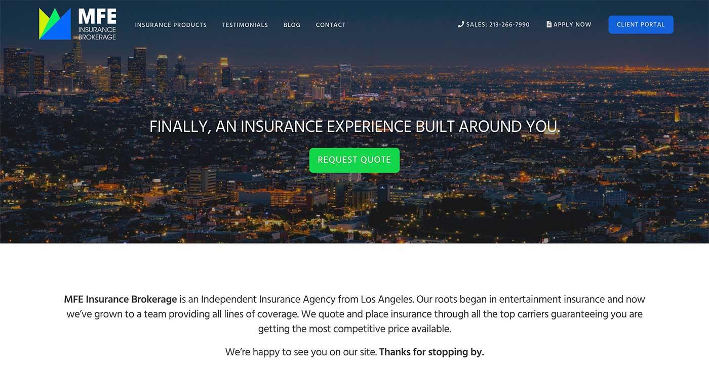 MFE Insurance Brokerage