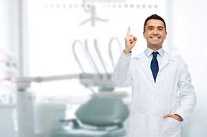 Dentist excited that his business is growing through established KPIs