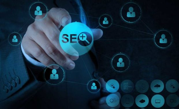 a diargam of organic SEO, which is a good practice done by a digital marketing agency