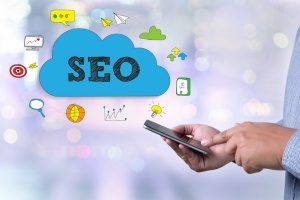 search engine optimization used to increase website traffic
