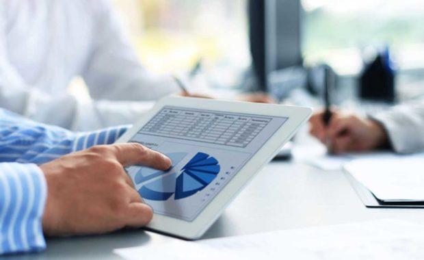 insurance digital marketing plan data graphs