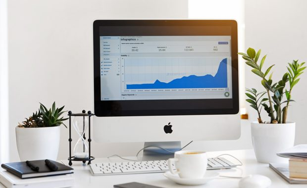 data metrics from an insurance marketing services campaign