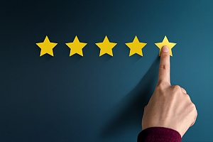 online review as a local seo technique
