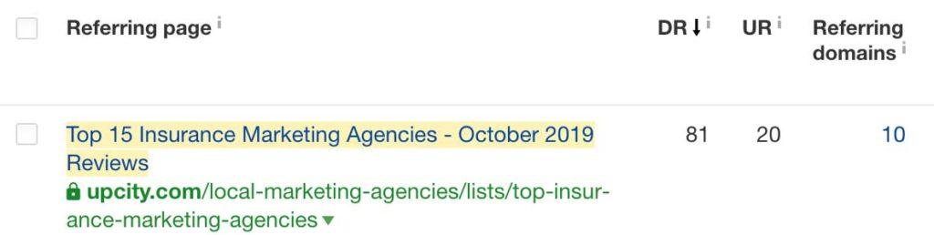 relevant backlinks to 321 web marketing